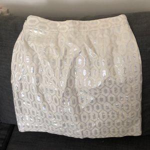 Banana Republic Skirts - Shimmery skirt me please!